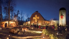 Now Open: Christmas at the Billy Graham Library