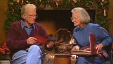 From the Archives: 1953 and 1996 Billy Graham Christmas Specials