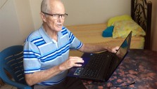 Retired Doctor Takes Online Ministry Abroad