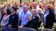 Hundreds Find Healing, Renewal at Military Chaplain Retreat