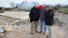 Unexpected Tornadoes Leave Path of Destruction in Mississippi