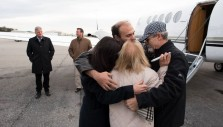 Pastor Saeed Abedini & Family Reunite, Head to The Cove in Asheville, NC