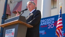 Decision America Tour with Franklin Graham Gaining Momentum