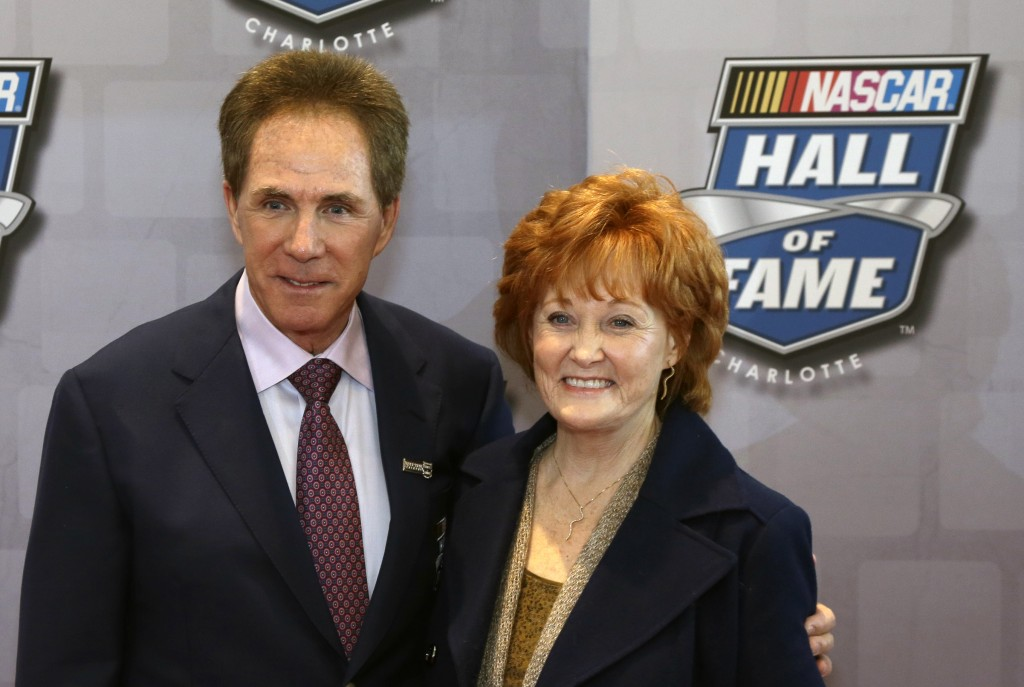 Stevie Waltrip, wife of NASCAR Hall of Famer Darrell Waltrip, has kept God's Word on the minds of drivers for decades by putting Scripture on their dashboards. Although faith wasn't originally part of their story, nowadays the Waltrips don't shy away from sharing their love for Jesus. Darrell once spoke at a Men's Rally leading up to a Billy Graham Crusade in Nashville, Tennessee, in 2000.
