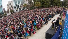 South Carolina's Decision America Tour Stop: 'God is Raising Up Millions'