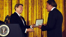 Trivia: What Honor Did President Reagan Award Billy Graham?