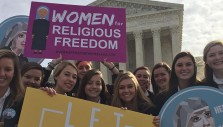 Little Sisters of the Poor Challenges HHS Mandate at U.S. Supreme Court