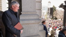13 Down, 37 to Go: Franklin Graham's Decision America Tour Gains Momentum
