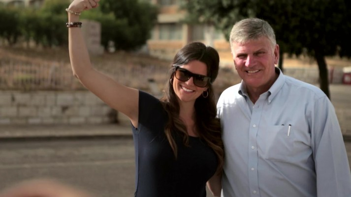 Mt. of Olives- 7 Days in the Holy Land with Franklin Graham
