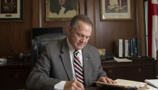 Alabama Chief Justice Roy Moore Stands Strong for God