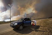 Crisis-Trained Chaplains Responding to Massive Wildfires in Canada
