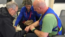 BGEA Chaplains Offer Ministry of Presence in Wildfire-Struck Canada