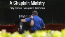 Searching for Answers: Billy Graham Chaplains in Orlando