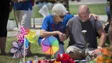 Grieving Loved Ones Open Up to Chaplains in Orlando