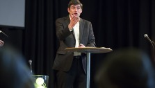Evangelist Will Graham Preaches the Gospel at Rallies Across Norway