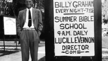 Billy Graham Trivia: What Nickname Did He Briefly Receive While Working in College?