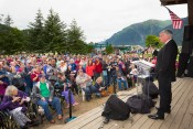 Franklin Graham Returns to Juneau on a Mission