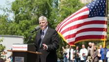America the Beautiful? A Message from Franklin Graham