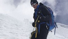 A Climb Toward Victory on Mount Everest