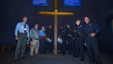 First Responders Honored at Billy Graham Library Breakfast