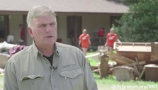 Franklin Graham Visits Louisiana Flood Survivors