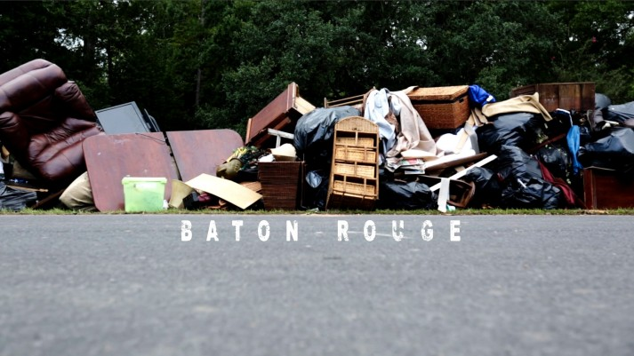 Historic Floods in Baton Rouge Open Doors for Ministry