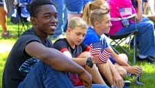 Wyoming Youth Look Toward New Chapter for America