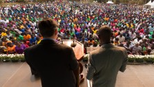 Evangelist Will Graham returns to Africa, preaches Gospel in Mukono, Uganda