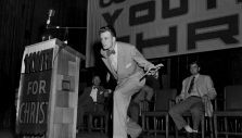 Trivia: What Did Billy Graham Do When a Loud Party Woke Him Up?