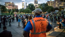 BGEA Chaplains Shine Light of Christ on a Dark Night for Charlotte