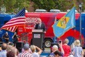 Franklin Graham on Home Stretch of Decision America Tour