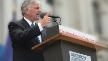 From Franklin Graham: The Race for America's Future