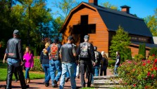 Billy Graham Library to Welcome Hundreds of Motorcyclists from Across the Region on Oct. 15 for 'Bikers With Boxes'