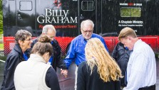 Billy Graham Rapid Response Team chaplains deploy following devastation from Hurricane Matthew