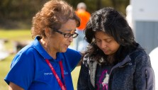 Rapid Response Chaplains Ministering to Eastern North Carolina Flood Victims