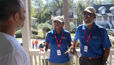 Chaplains Ministering in South Carolina After Hurricane Matthew