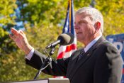 From Franklin Graham: Our Nation's Future Is at Stake on Nov. 8