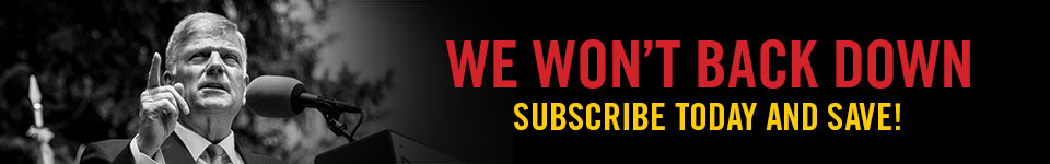 We Won't Back Down. Subscribe today and save!