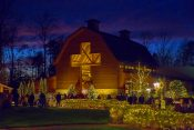 Billy Graham Library's Christmas Celebration Starts Today