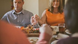 Dreading Thanksgiving? How Billy Graham Once Responded
