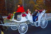 PHOTOS: Christmas in Full Swing at the Billy Graham Library
