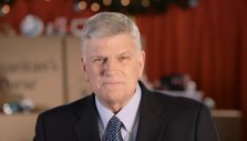 Franklin Graham's Thank You Message to Supporters