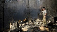 Chaplains Responding in Wake of Deadly Tennessee Wildfires