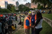 Chaplains Offer Ministry of Presence During Charlotte Protest