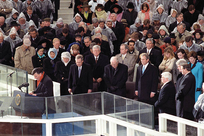 Franklin Graham had the privilege of offering the prayer of invocation at the inauguration of George W. Bush in January 2001. This year, he has been invited to speak during the Jan. 20 ceremony for President-elect Donald Trump and Vice President-elect Mike Pence.
