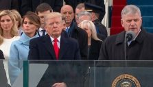 'It's My Prayer That God Will Bless You': Franklin Graham to President Donald Trump