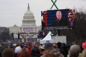 Showers of Blessing: Franklin Graham Helps Inaugurate 45th U.S. President