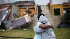 Billy Graham Rapid Response Team Chaplains in New Orleans Following Outbreak of Devastating Tornadoes
