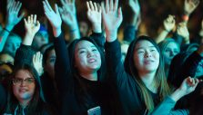 PHOTOS: Diverse Crowd Packs Arena for Day One of Vancouver Festival