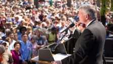 Decision America Tennessee Tour with Franklin Graham Rolling Through the Volunteer State